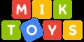 Ing. Milan Konečný - M.I.K. MIKTOYS - logo